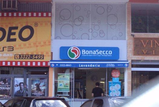 Lavanderia BonaSecco - 104 Sul Brasília-DF