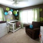 Limpeza dos quartos de bebês