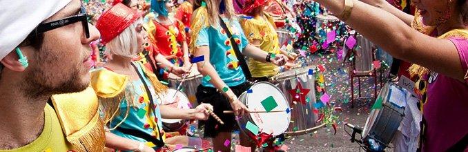 Como lavar fantasias de carnaval