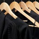 roupas pretas