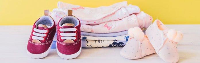 cuidados para lavar roupas de bebê-recem-nascido