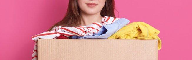 Por que lavar roupas em lavanderias?
