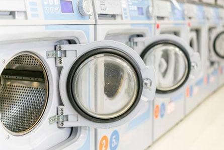 Solução de lavagem de roupas wet clean