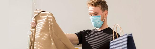 Importância da higienização das roupas contra o Covid-19