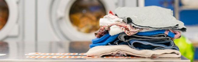Tipos de tecidos - Lavagem ecológica