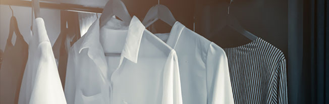 5 cuidados ao lavar roupas brancas!