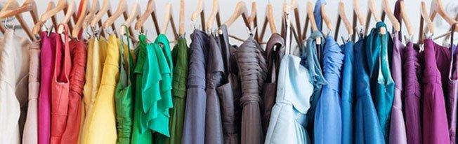 Como lavar vestido em casa