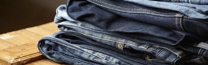 Como lavar calça jeans