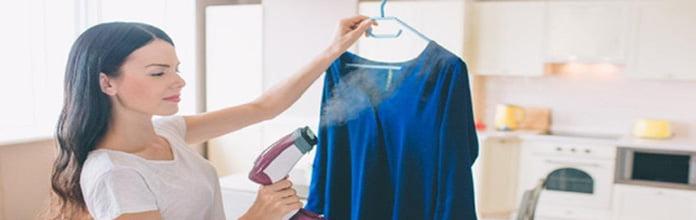 Vantagens Vaporizador de roupas