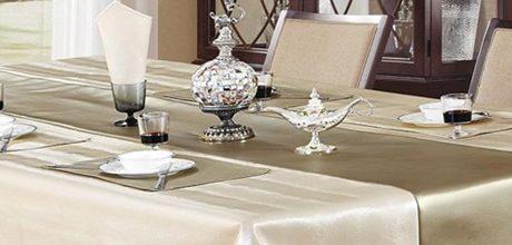 Lavar toalha de mesa: confira alguns cuidados especiais!